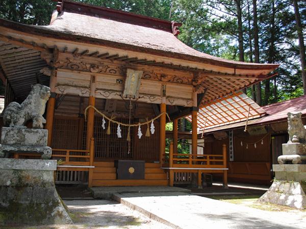 入登山神社・ふれあい公園