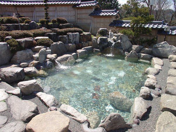 下條温泉郷 コスモスの湯