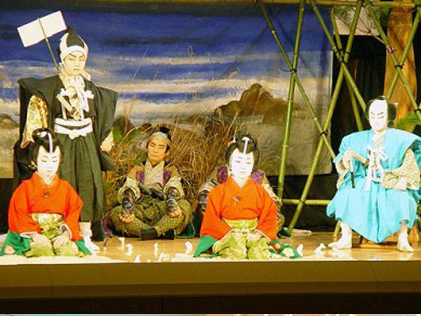 下條歌舞伎