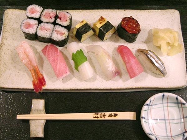 寿司割烹 吉村