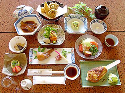 レスト秋桜 宴会料理