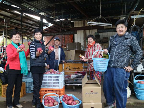 りんご・なし・干し柿 西岡農園